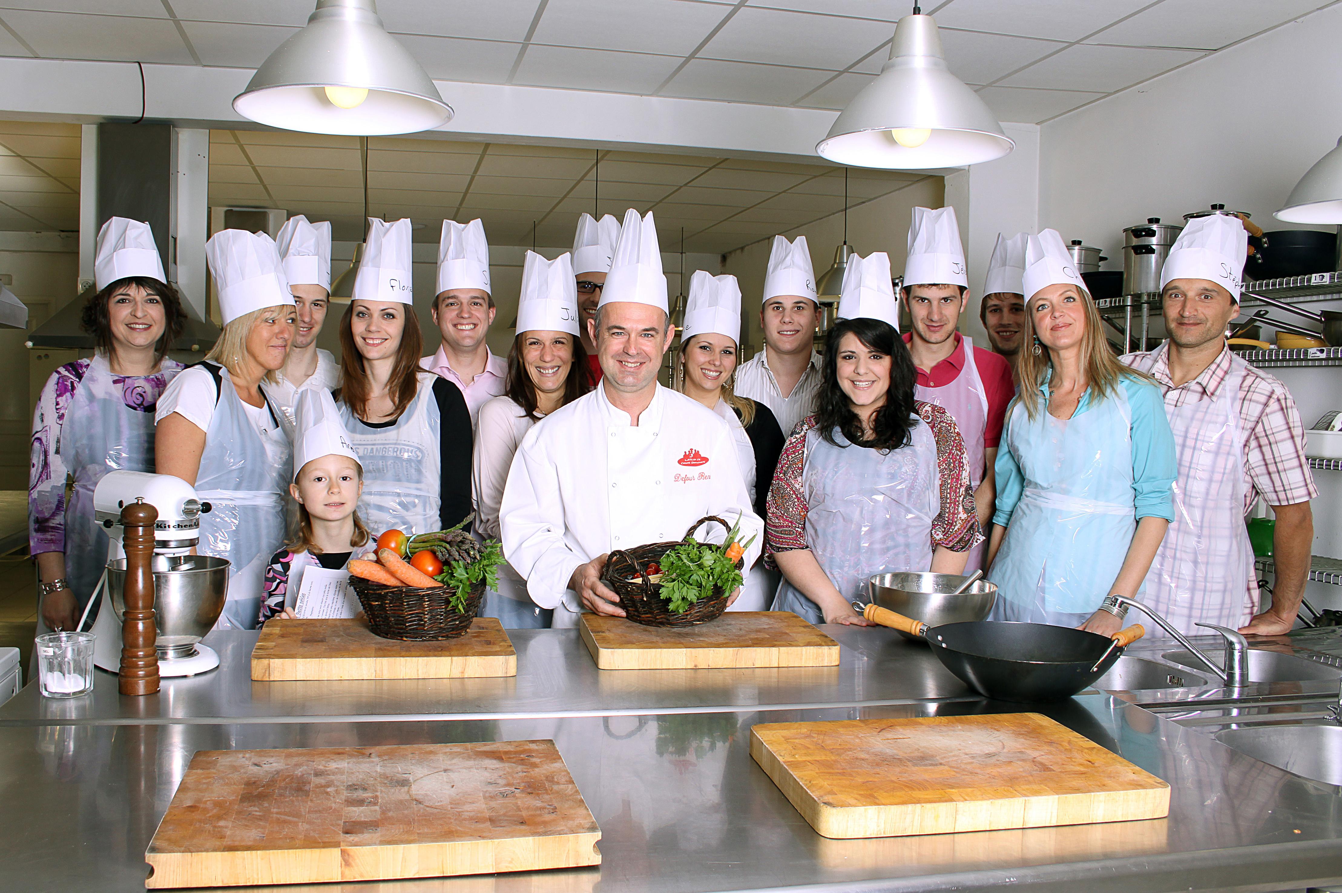 L 39 atelier de cuisine gourmande contact dossier de presse for Atelier cours de cuisine